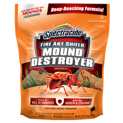 Spectracide Fire Ant Shield Mound Destroyer Granules