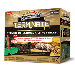 Spectracide Terminate Termite Detection & Killing Stakes2