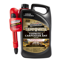 Spectracide Terminate Termite & Carpenter Ant Killer2 (AccuShot Sprayer)