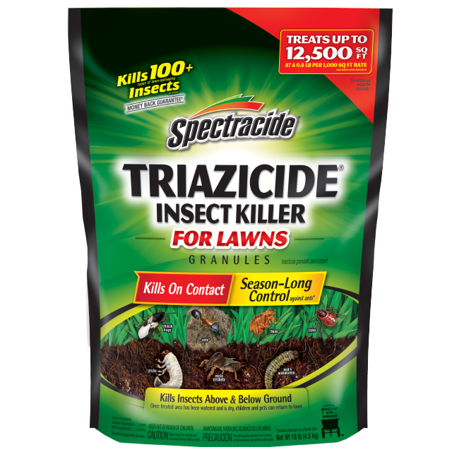 Spectracide® Triazicide® Insect Killer For Lawns Granules ...