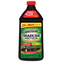 Spectracide Triazicide Insect Killer For Lawns & Landscapes Concentrate