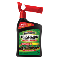 Spectracide Triazicide Insect Killer For Lawns & Landscapes Concentrate (Ready-to-Spray)