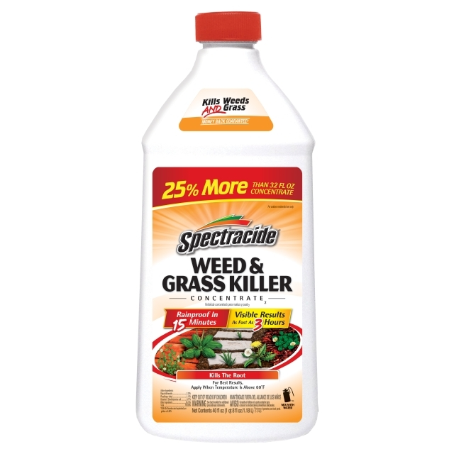 Spectracide Weed & Grass Killer Concentrate2
