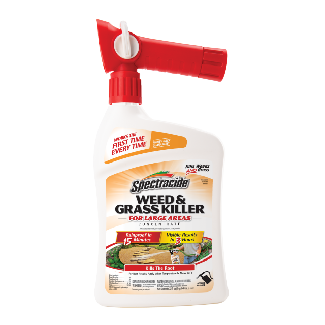 Spectracide Weed & Grass Killer for Large Areas Concentrate (Ready-to-Spray)