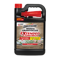 Spectracide Weed & Grass Killer with Extended Control (Ready-to-Use)