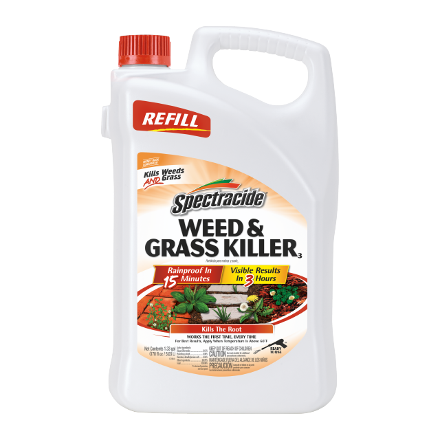 Spectracide Weed & Grass Killer3 (AccuShot  Refill)