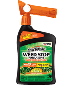 Spectracide® Weed Stop® For Lawns Plus Crabgrass Killer