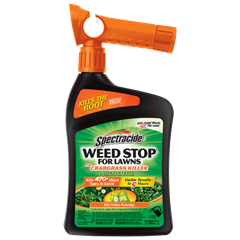 Spectracide Weed Stop For Lawns Plus Crabgrass Killer Concentrate (Ready-to-Spray)