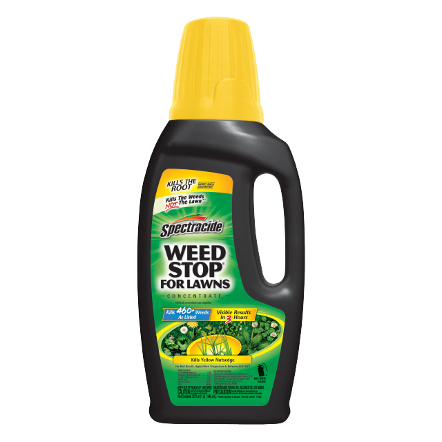 Spectracide Weed Stop For Lawns Concentrate2