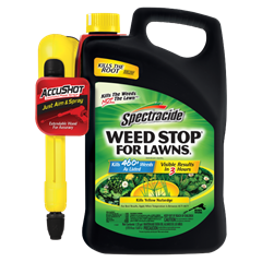 Spectracide Weed Stop For Lawns3 (AccuShot Sprayer)