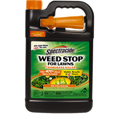 Spectracide Weed Stop For Lawns Plus Crabgrass Killer3 (Ready-to-Use)