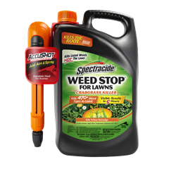 Spectracide  Weed Stop For Lawns Plus Crabgrass Killer3 (AccuShot Sprayer)