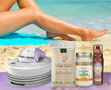 remington summer smooth skin blog