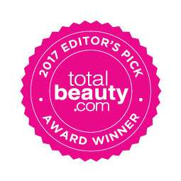 Totalbeauty.com Editor's Choice 2017