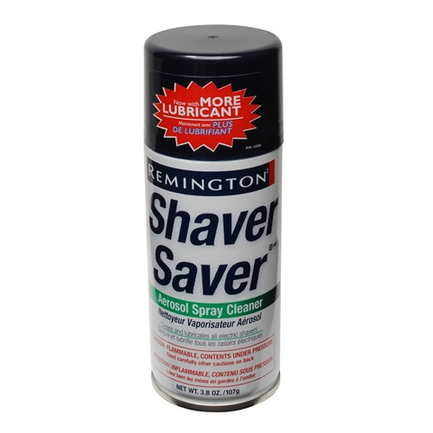 remington shaver saver cleaning lubriant 81626