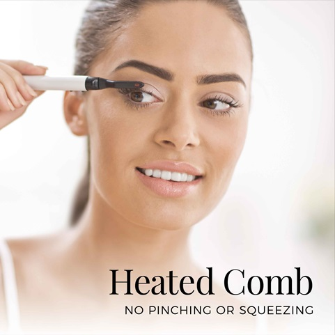 remington reveal facial cleansing brush with heated comb fc1000