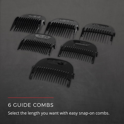 6 Guide Combs | HC4240