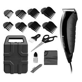 Virtually Indestructible™ Barbershop Clipper, 15-Piece Kit, HC5850