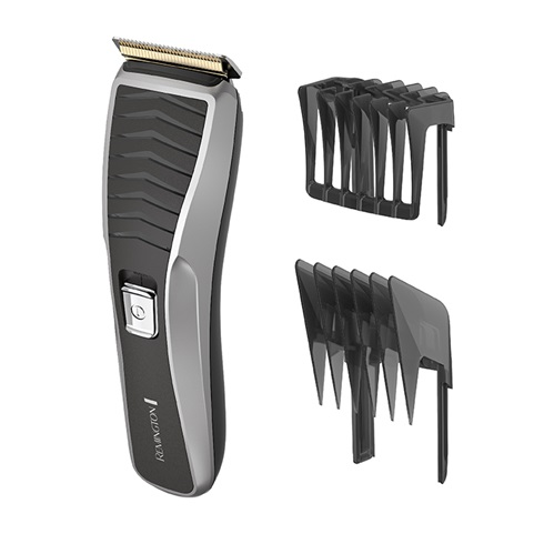 REMINGTON® Cordless PowerSeries + Titanium Haircut & Beard Trimmer 5000, HC7130