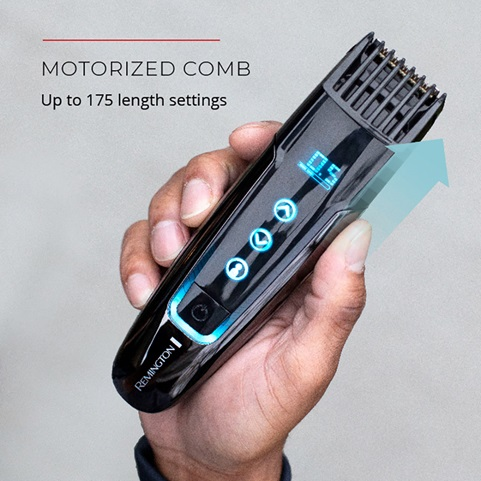 Motorized Comb. Up to 175 length setting