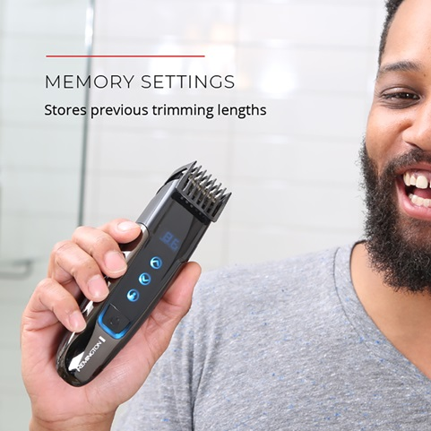 Memory Settings. Stores previous trimming lengths