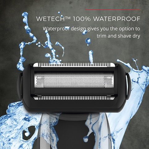 WETech 100% waterproof