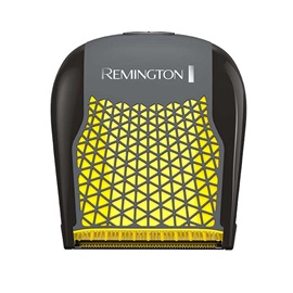 REMINGTON® ShortCut™ Pro Body Hair Trimmer, Yellow and Black, BHT6450