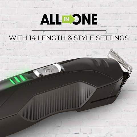 All in One - With 14 Length & Style Settings