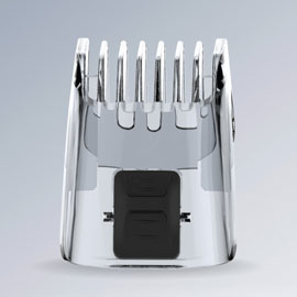 Remington UltraStyle Rechargeable Total Grooming Kit - Adjustable Comb - PG6111