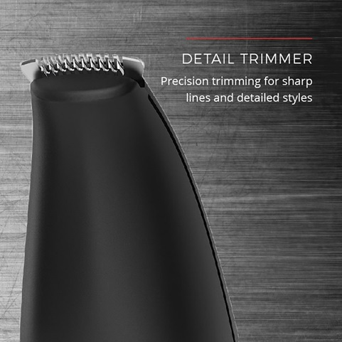 Detail Trimmer. Precision trimming for sharp lines and detailed styles