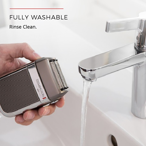 Fully Washable Rinse Clean