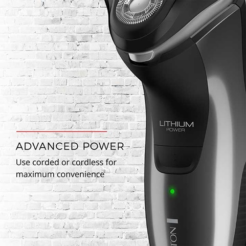 Advanced Power - Use corded or cordless for maximum convenience