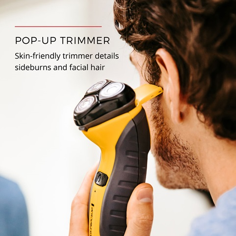Pop-Up Trimmer