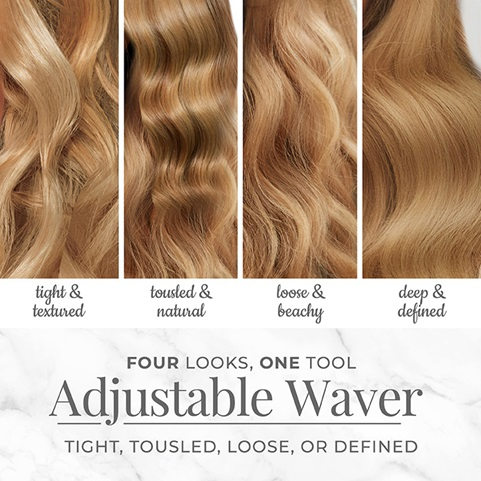Adjustable Waver
