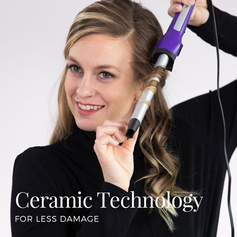 Ceramic Technology for less damage