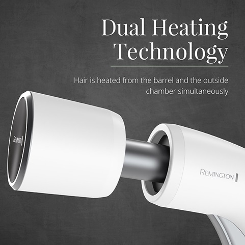 dual heating technology