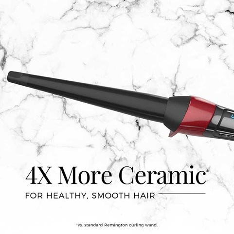 4X More Ceramic for healthy, smooth hair | CI96W7B