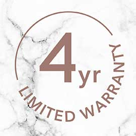 4 Year Limited Warranty | CI96W7B