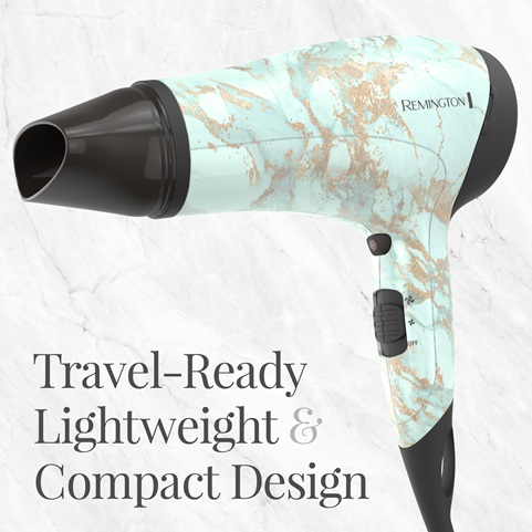 travel ready lightweight and compact design