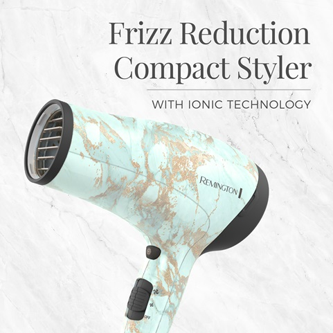 frizz reduction compact styler