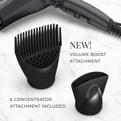 D5700 New Volume Boost Attachment & Concentrator Attachment