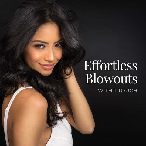 D5700 Effortless Blowouts with 1 Touch