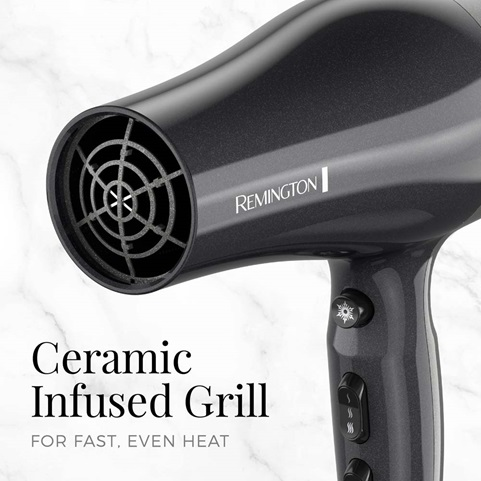 D5700 Ceramic Infused Grill - For Fast, Even Heat