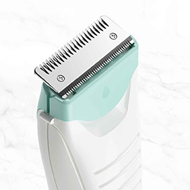 remington smooth and silky precision groomer and shaver with comfort tip blades bkt4000