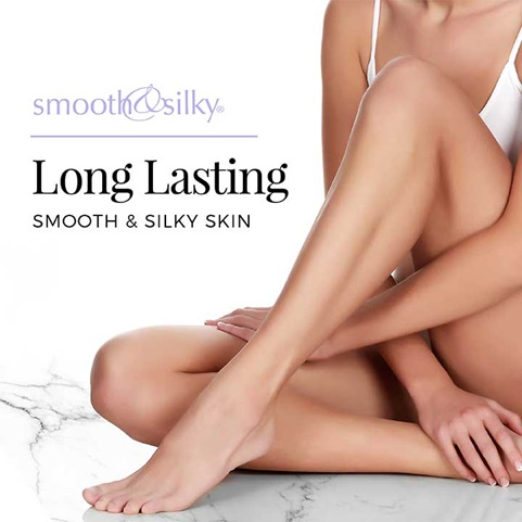 Long Lasting Smooth and Silky Skin