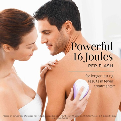 IPL6000Q Powerful 16 Joules