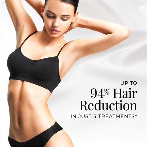 a54fd46621f Up to 94% Hair Reduction in just 3 treatments