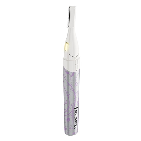remington smooth and silky facial pen trimmer mpt3800ssf