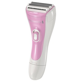remington smooth and silky rechargeable 3 floating blade shaver system side angle WDF4821A