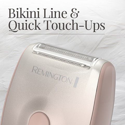 Smooth & Silky 3-Blade Shaver for bikini line and quick touch-ups - WSF5050CDN